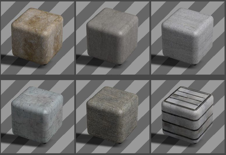 cinema 4d concrete textures 05