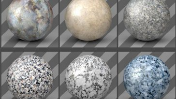 cinema 4d marble textures 02