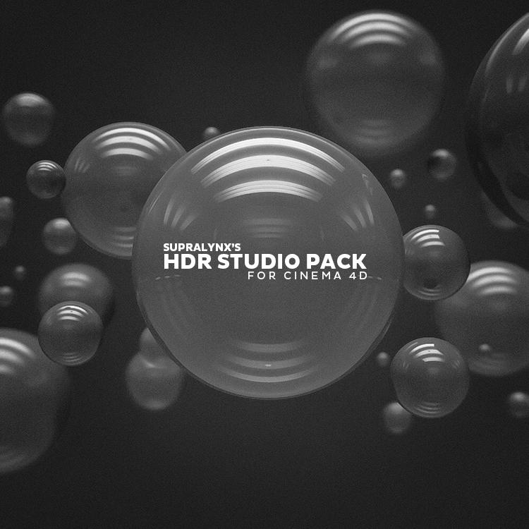 HDR Studio Pack - Free Cinema 4D Textures