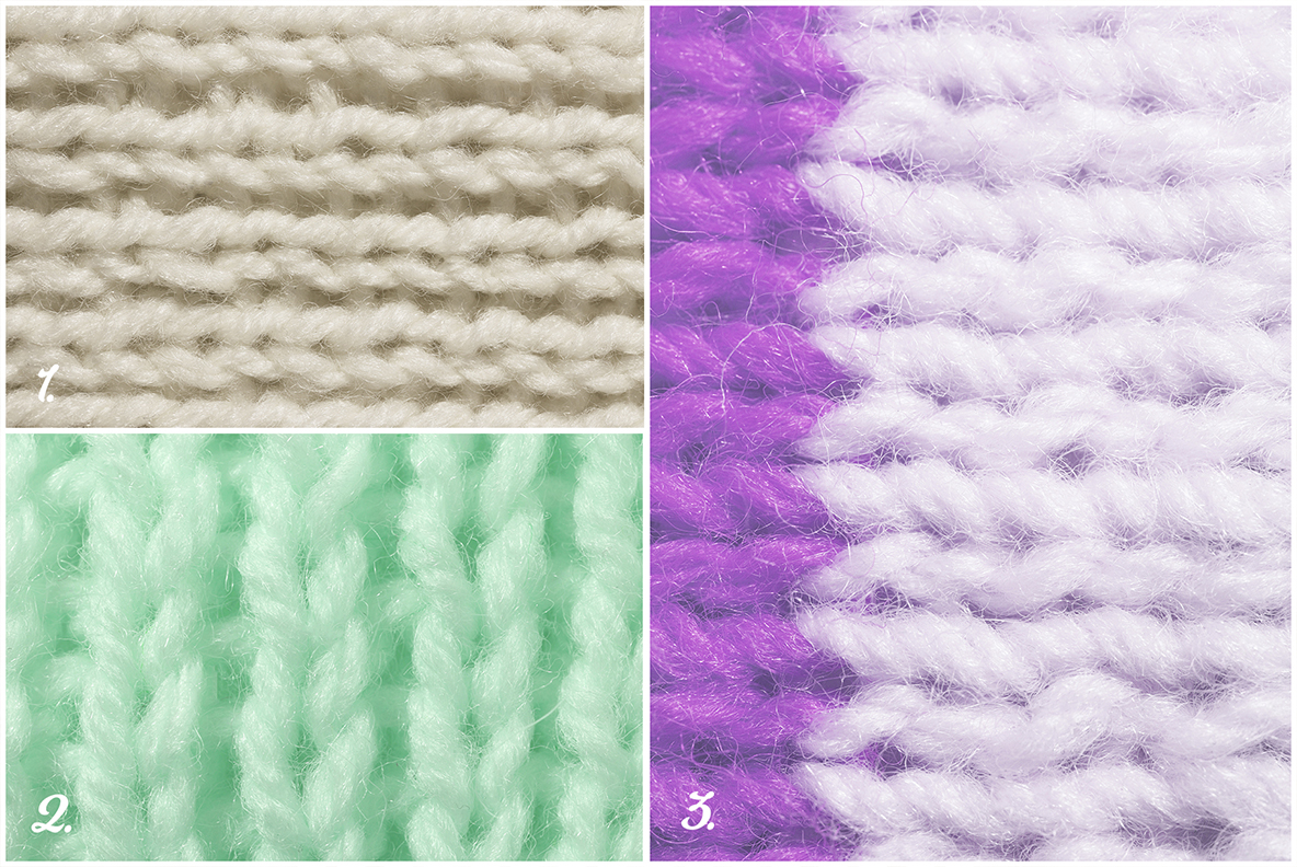 17 Wool Knitting Textures Preview Set