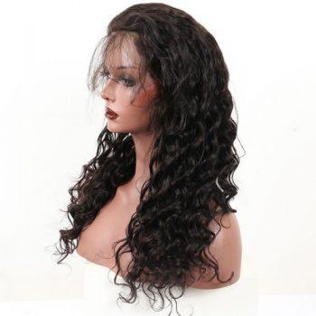 Custom 360 Lace Frontal Loosewave Hair