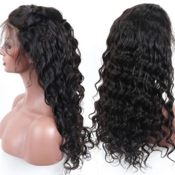 Custom 360 Lace Frontal Loosewave Hair
