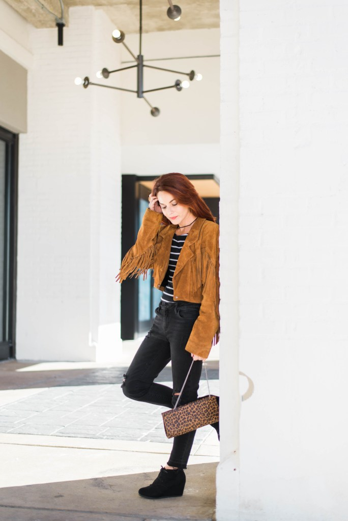rodeo outfit, rice village, zara jeans, leopard