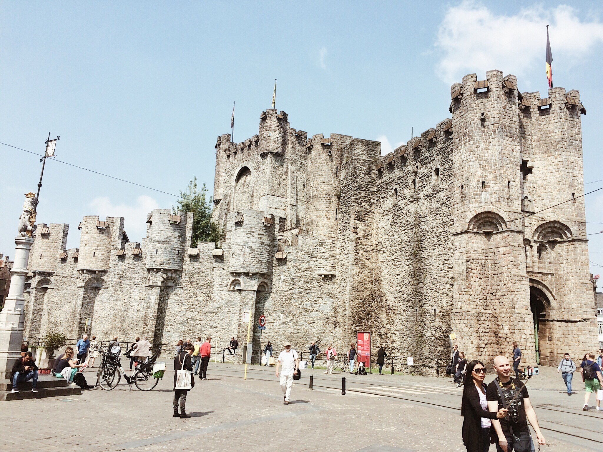 castles to see, medieval towns, Gent, Belgium, things to do in Gent