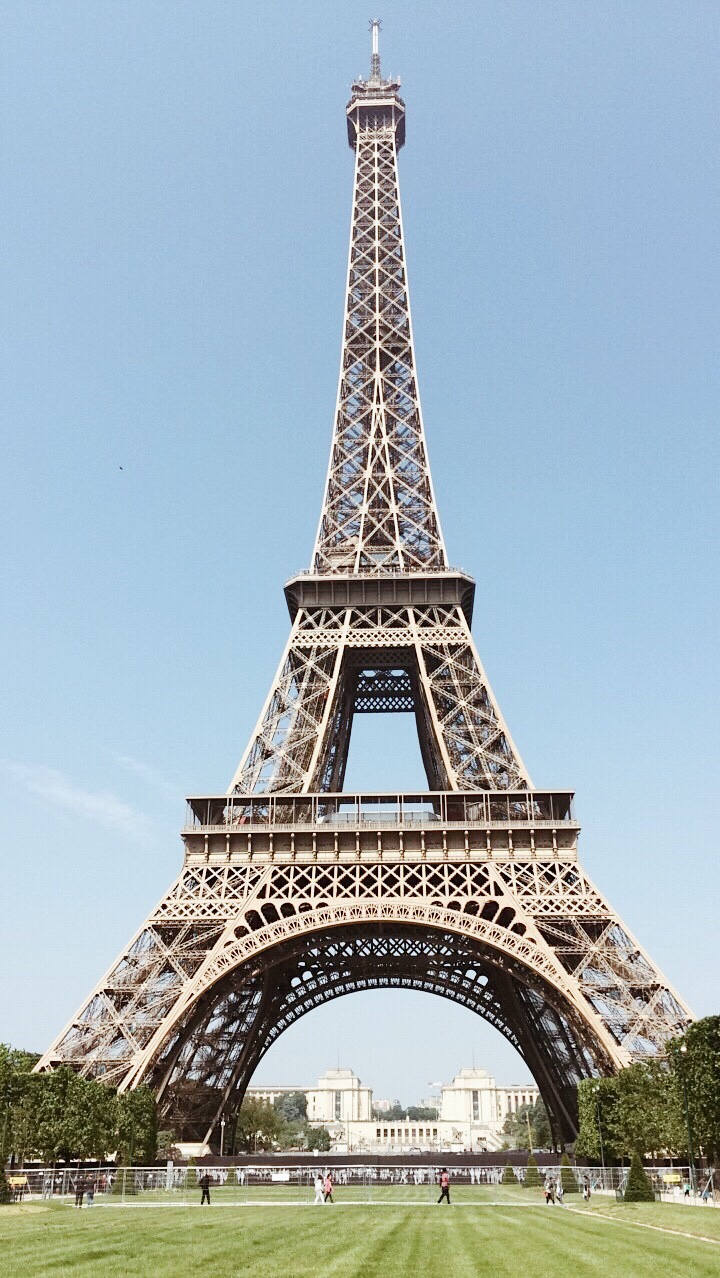 Eiffel Tower, places to go in Paris,