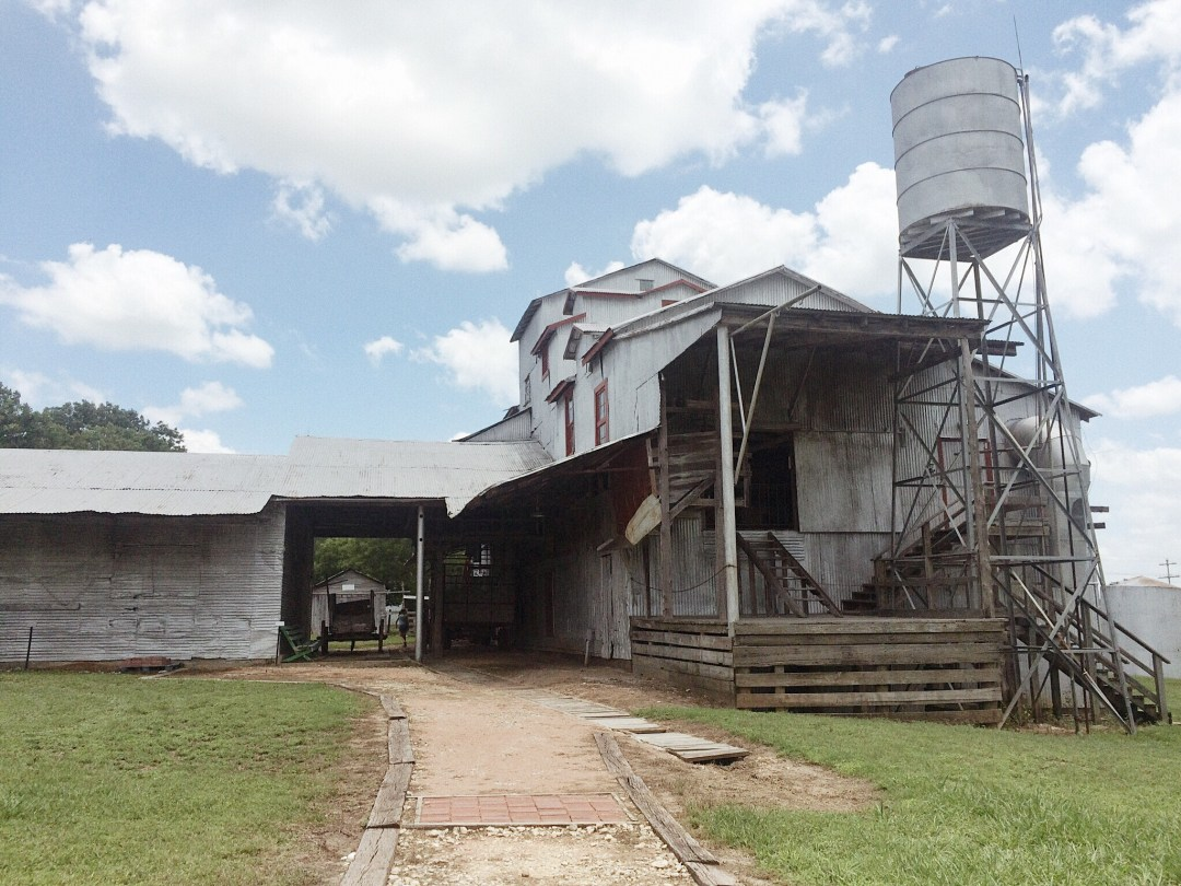 cotton gin, things to do in Brenham, Texas, farming