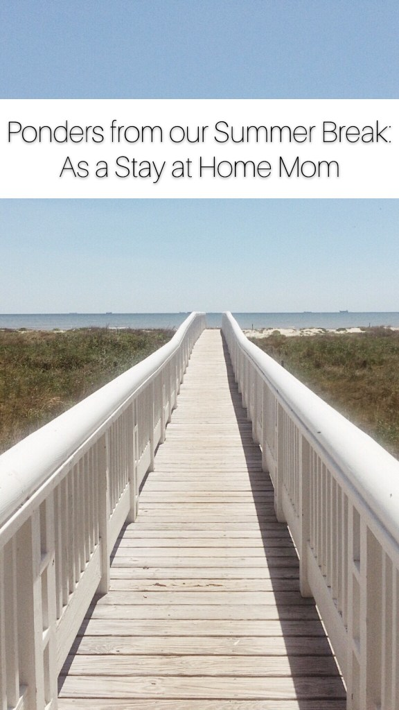 stay at home struggles, blessings as a parent, special needs, mom, Ocean view, beaches, summer time as a stay at home mom