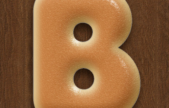Delicious Bagels Text Effect step 7