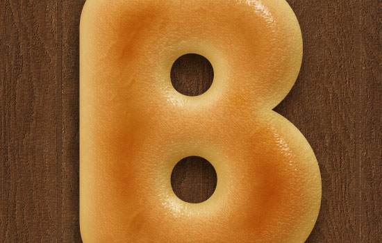 Delicious Bagels Text Effect step 11