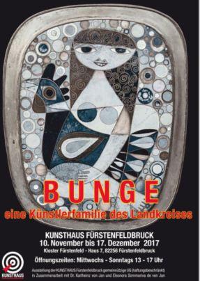 Ausstellungsplakat Kunsthaus Fürstenfeldbruck