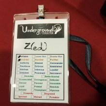 UT Badge