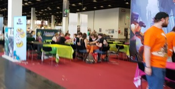 Asmodee Stand