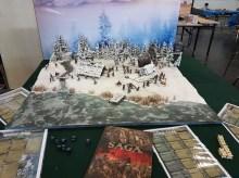 Trocken-Diorama