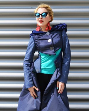 convertible padded jacket