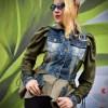 stonewashed jacket