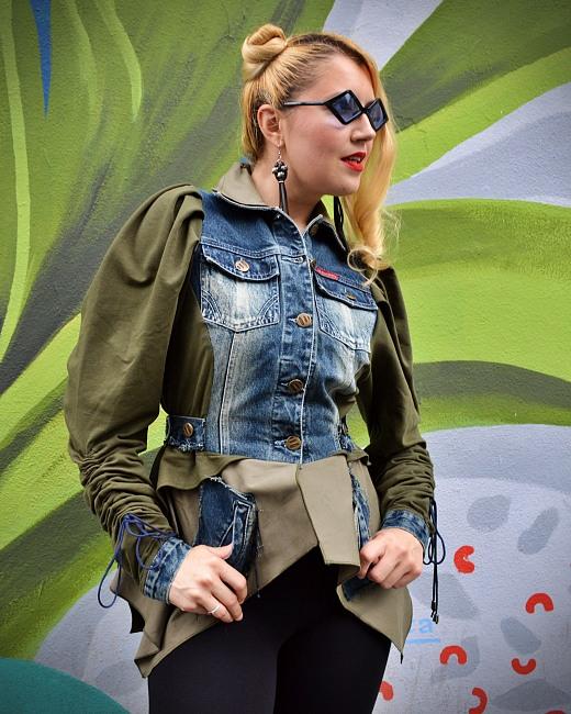 hipster jacket