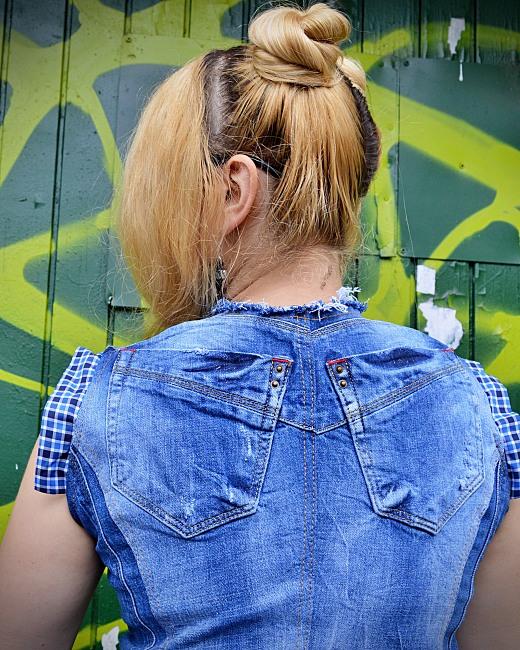 street wear vest