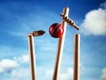 टीम इंडिया ने स्टेडियम पर जमकर बहाया पसीना