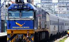 रेलवे परेशान : रेल यात्रा पर सब्सिडी छोड़ते हुए  यात्री ने भेजा चेक