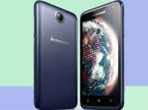 लेनोवो एंड्रॉयड स्मार्टफोन 'ए526′ कीमत 9,499 रुपए