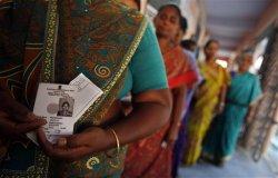 गुजरात : पहले चरण में 65 प्रतिशत से अधिक मतदान