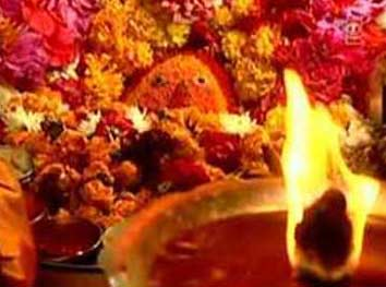 Parvati Mata Temple Sheopur
