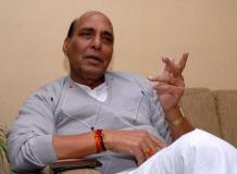 जम्मू कश्मीर में जल्द हो सकते हैं पंचायत चुनाव, राजनाथ ने राज्यपाल से की मुलाकात