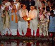 मोदी के 17 मंत्री यूपी में करेंगे प्रवास