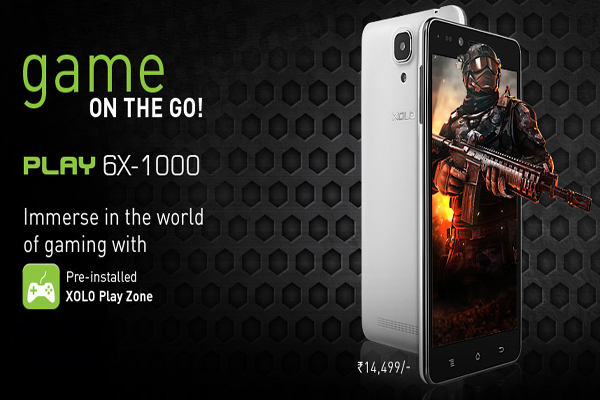 xolo play 8x price in india