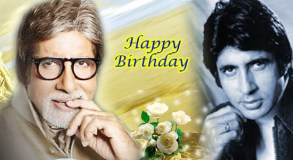 72 साल के हुए महानायक अमिताभ बच्चन