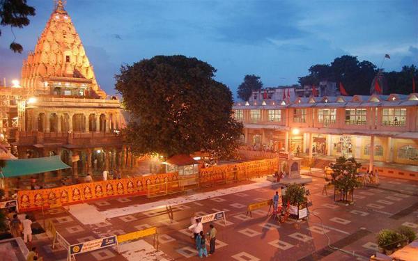 diwali in ujjain mahakaleshwar temple