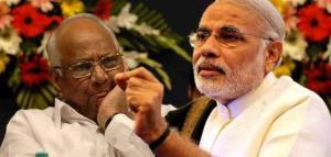 मोदी सरकार का जश्न दूसरा 'इंडिया शाइनिंग'- शरद पवार