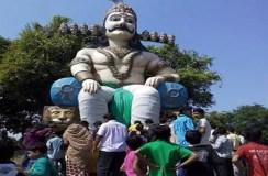 एमपी: यहाँ है रावण का ससुराल, होती है पूजा