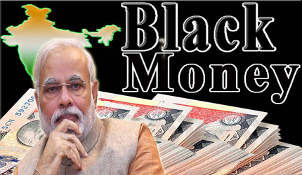 Modi government on black money pomace hand, more than half the no money, hundreds Name repeat