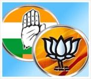 दिल्ली चुनाव में भाजपा कांग्रेस ने उतारे भूमाफिया