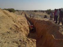 नर्मदा के जल से बुझेगी थार के मरुस्थल की प्यास