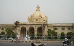 UP विधान भवन के पास पूर्व BJP MLA के बेटे को गोली मारी