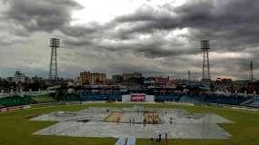 IND vs BAN टेस्ट मैच चौथे दिन भी बारिश के कारण रुका