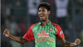 तेज गेंदबाज मुस्ताफिजुर आईपीएल में खेलने को बेताब