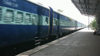 Private companies can run passenger train!