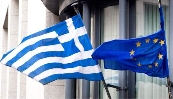 Greece will bailout the euro zone
