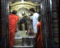 बुरहानपुर :  मंदिर जहां होता है दूध,केसर से अभिषेक