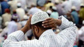 नमाज पढ़कर लौट रहे युवक को जय श्रीराम नहीं बोलने पर पीटा