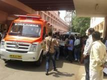 लिवर ट्रांसप्लांट के लिए पहली बार थमा इंदौर का ट्रैफिक
