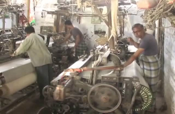 Burhanpur power looms