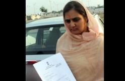 नारायण साईं की पत्नी ने दिया चौकाने वाला बयान