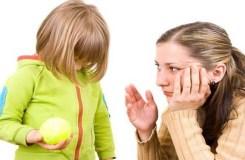 एक चुनौती बच्चों को 'ना' कैसे कहें