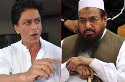 हाफिज सईद ने शाहरुख को दिया पाक आने का न्योता