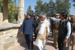 महाराणा प्रताप राष्ट्रीय स्मारक हल्दीघाटी को भूली सरकार