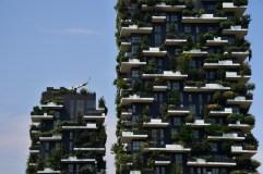 बिल्डिंग में लगे है 900 पेड़ और 14000 पौधे